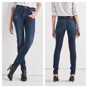 Lucky Brand Hayden Ankle High Rise Skinny Jeans